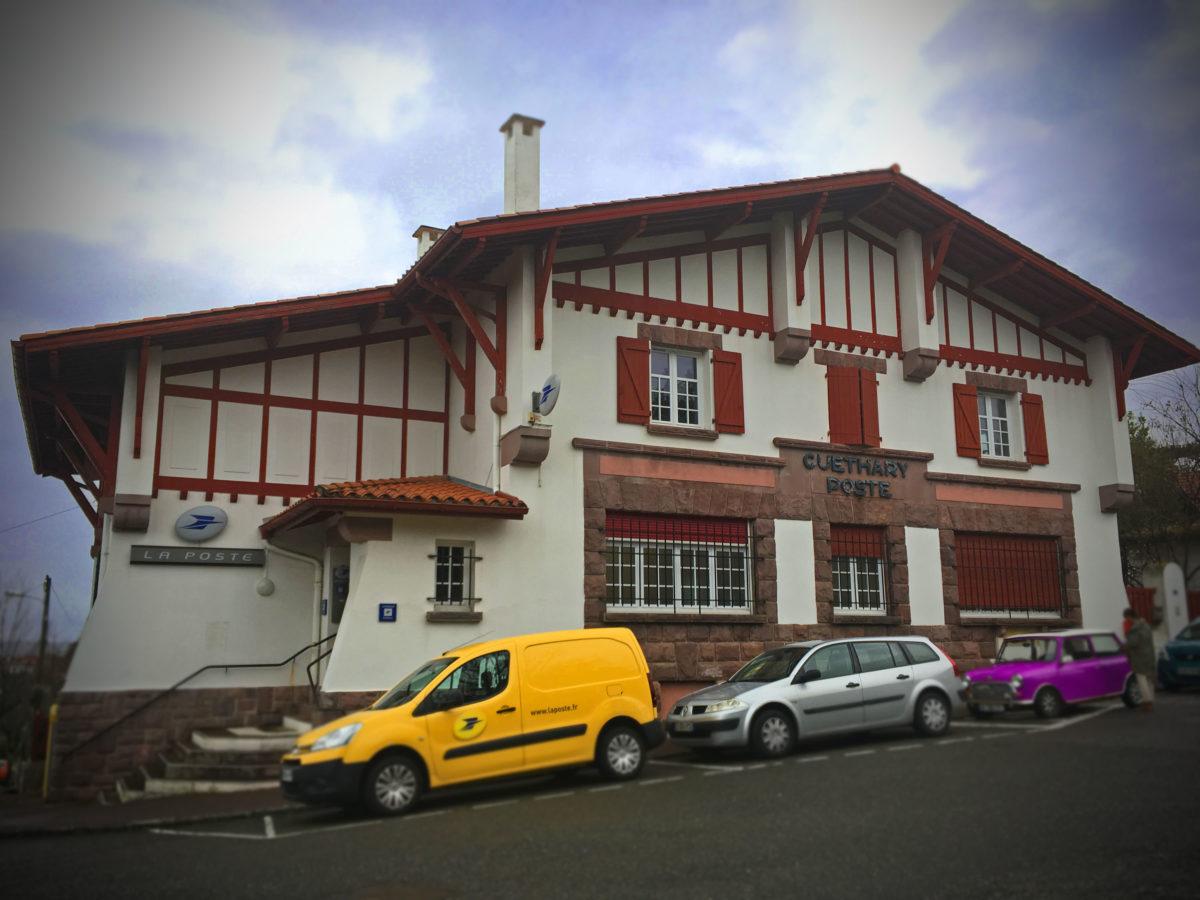 Biarritz pr te pour deux ans le rocher de la vierge gu thary le gu rafy - Bureau de poste biarritz ...
